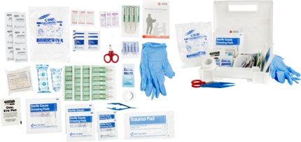 CULLY 23298 10 PERSON FIRST AID KIT