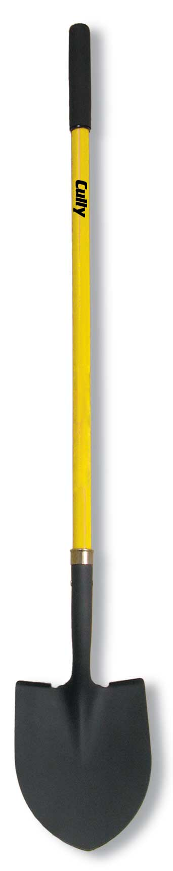 CULLY 37250 #2 ROUND POINT SHOVELYELLOW H