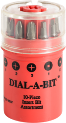 CULLY 39917 DIAL-A-BIT