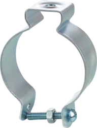 """Minerallac 4-B 1-1/2"""" Conduit Hanger - Steel / Zinc Plated"""