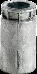 CULLY 60212J 1/4-20 MACHINE SCREWANCHORS