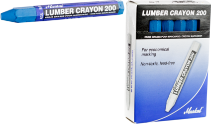CULLY 67405 Black Lumber Crayon