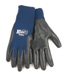 CUL67510 NITRILE PALM COATED GLOVE MED, CULLY