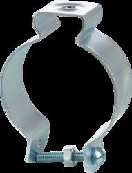 """Minerallac 6-B 2-1/2"""" Conduit Hanger - Steel / Zinc Plated"""