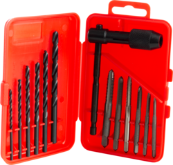 CULLY 96042 13PC TAP & DRILL SET